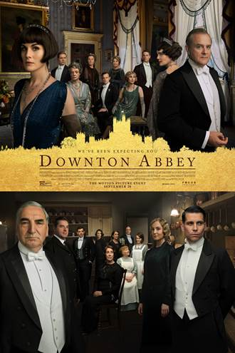 Downton Abbey Dolby Atmos MX Poster